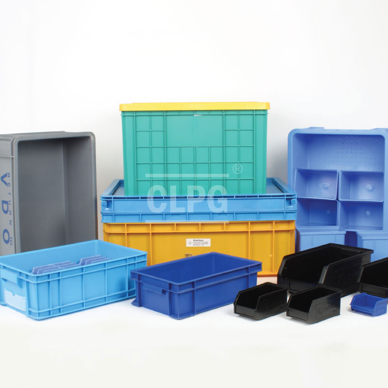 Plastic-Injection-Container
